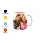 Taza Interior Colores personalizada