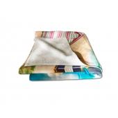 Toalla de baño algodón personalizada