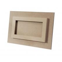 Foto madera flotante personalizada