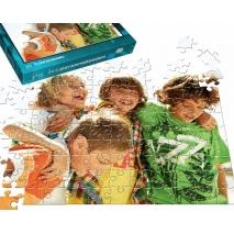 Puzzles personalizados de cartón de 24 a 3000 piezas