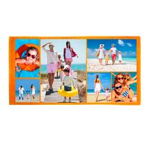 Toalla de playa algodón personalizada