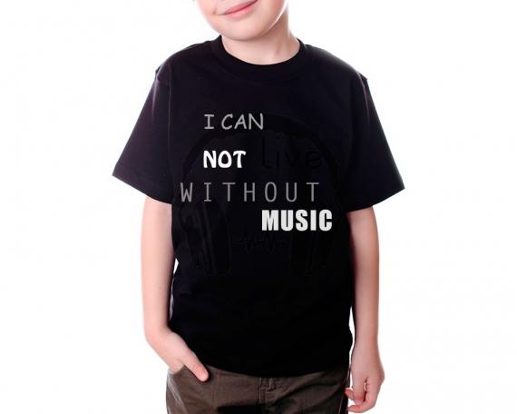 Camiseta personalizada Color niño