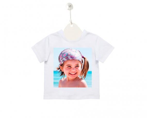 Mini Camiseta personalizada